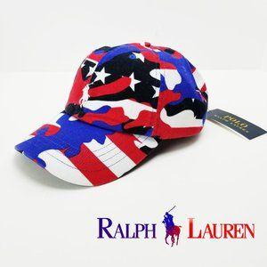 Polo Ralph Lauren Camo Hat